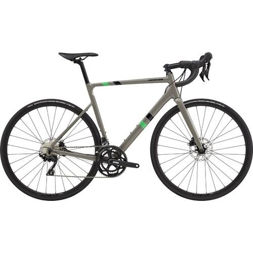 Bicicleta Speed CAAD 13 Shimano 105 Disc 22v Cinza Ano 2021 Cannondale