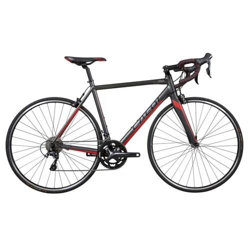 Bicicleta Speed Caloi Strada Racing Shimano Tiagra 20v Grafite Ano 2020 Caloi