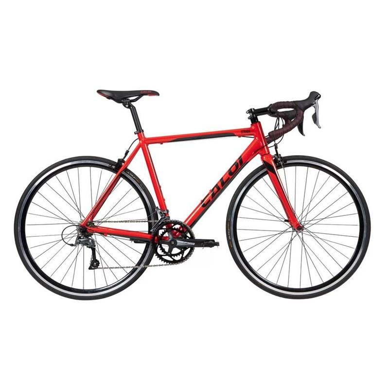 Bicicleta Speed Caloi Strada Shimano Claris 16v Vermelha Ano 2020 Caloi