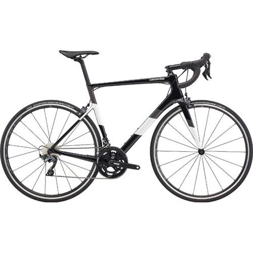 Bicicleta Speed Cannondale Supersix Evo Carbon Ultegra 22v Preta Ano 2020 Cannondale