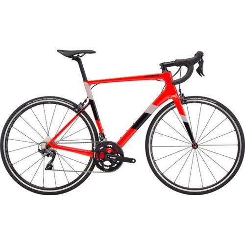 Bicicleta Speed Cannondale Supersix Evo Carbon Ultegra 22v Vermelha Ano 2020 Cannondale