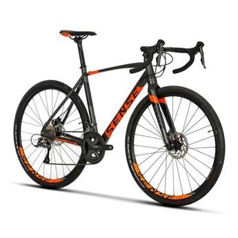 Bicicleta Speed Gravel Versa Ano 2019 Sense
