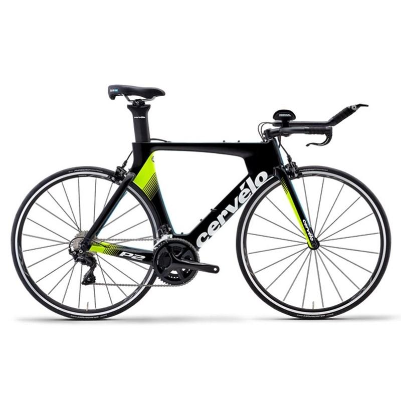 Bicicleta Speed P2 Carbono Shimano 105 Ano 2019 Cervelo