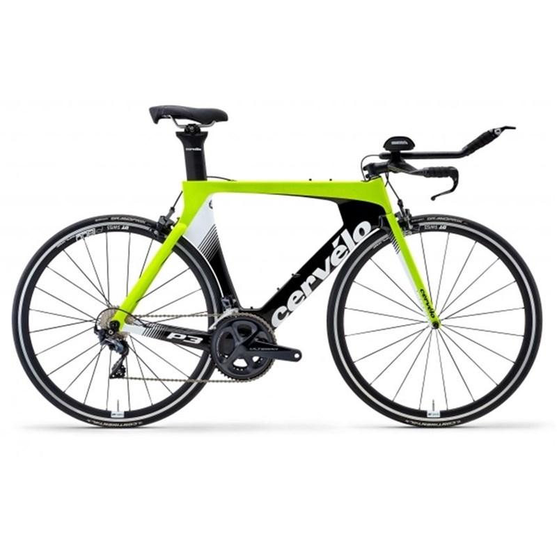 Bicicleta Speed P3 Carbono Shimano Ultegra 8000 Ano 2019 Cervelo
