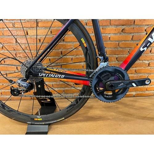 Bicicleta Speed Specialized Amira S-Works Sram Force 22v Specialized