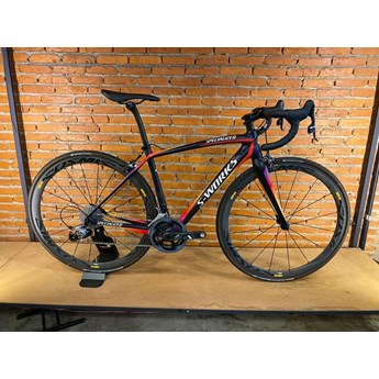 Bicicleta Speed Specialized Amira S-Works Sram Force 22v Specialized