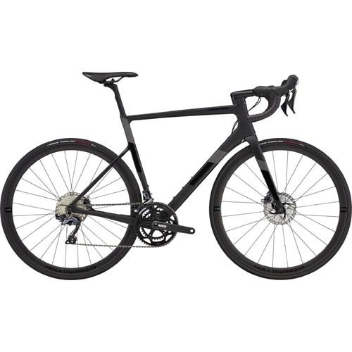 Bicicleta Speed Supersix Evo Carbon Disc Ultegra 22v Preta Ano 2021 Cannondale