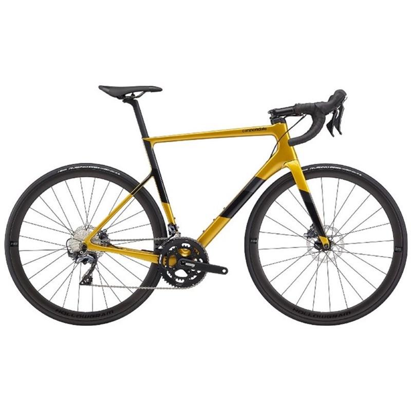 Bicicleta Speed Supersix Evo Carbon Shimano Ultegra Disc 22v Ano 2020 Cannondale
