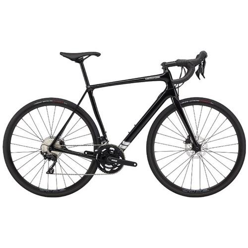 Bicicleta Speed Synapse 105 Disc Preta Ano 2020 Cannondale