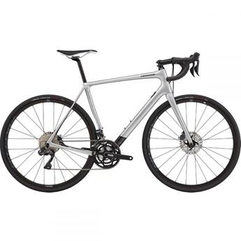 Bicicleta Speed Synapse Shimano Ultegra DI2 22v Cinza ano 2021 Cannondale