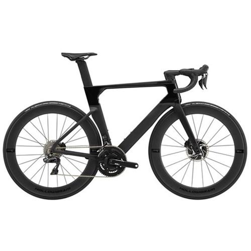 Bicicleta Speed SystemSix Hi-Mod Shimano Dura Ace Di2 22v ano 2019 Cannondale