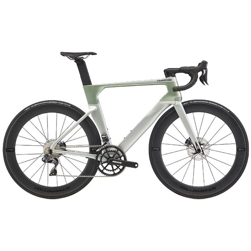 Bicicleta Speed SystemSix Shimano Ultegra Di2 Disc 22v Ano 2020 Cannondale