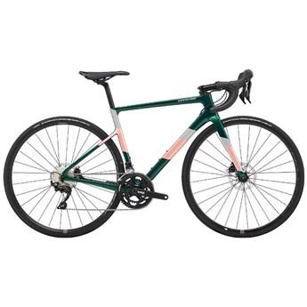 Bicicleta Supersix Evo Carbon Disc 105 Feminina Ano 2020