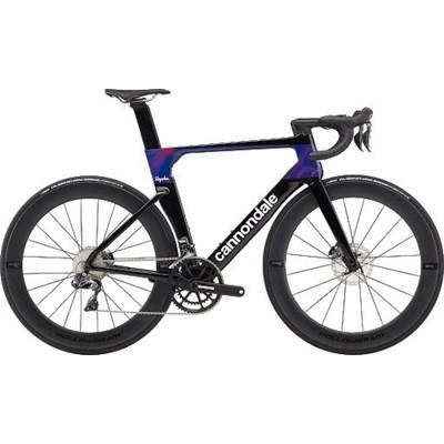 Bicicleta SystemSix Carbon Rapha Ultegra Di2 22v Ano 2020