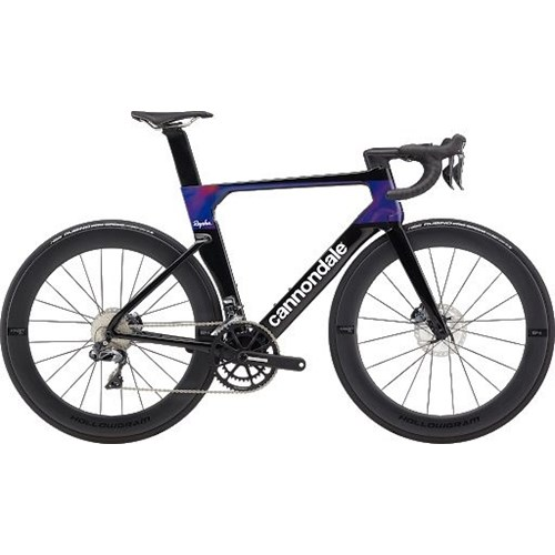 Bicicleta SystemSix Carbon Rapha Ultegra Di2 22v Ano 2020 Cannondale