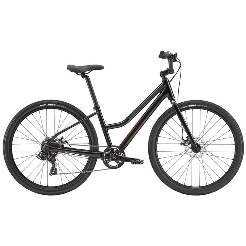 Bicicleta Treadwell 3 Shimano Tourney 7v Preta Ano 2020 Cannondale