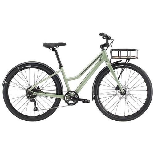 Bicicleta Treadwell EQ Remixte Shimano Altus 9v Verde Ano 2020 Cannondale