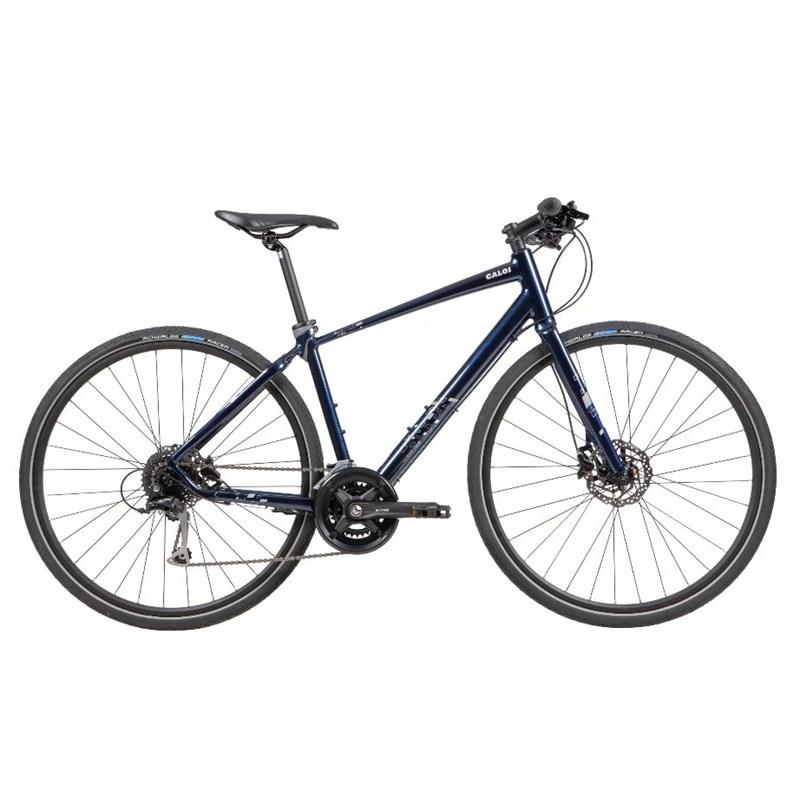 Bicicleta Urbana City Tour Comp 700c Azul 18v ano 2021 Caloi