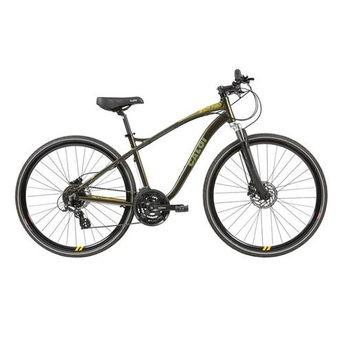 Bicicleta Urbana Easy Rider Shimano Altus 24v Verde Caloi