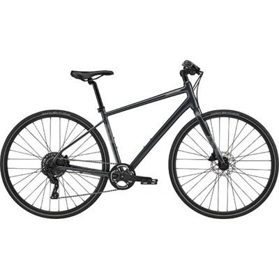 Bicicleta Urbana Quick Disc 4 Grafite ano 2020