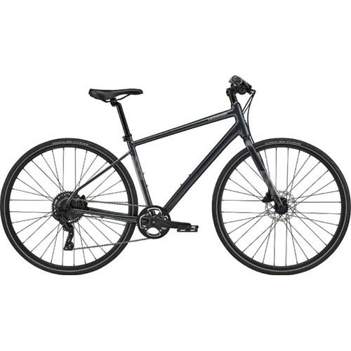 Bicicleta Urbana Quick Disc 4 Grafite ano 2020 Cannondale