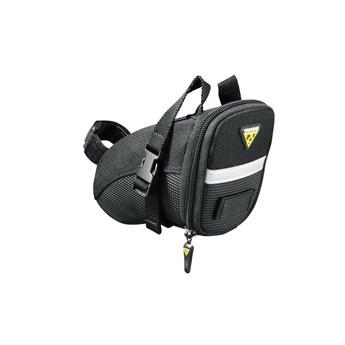 Bolsa de Selim Aero Wedge Pack S Preta Topeak