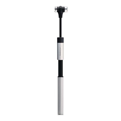 Bomba de Mão Nanobar Dual Mini Pump 120 PSI Preta Fabric