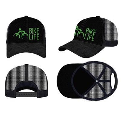 Boné Bike for Life