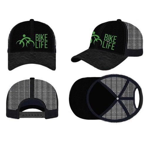 Boné Bike for Life Bike for Life