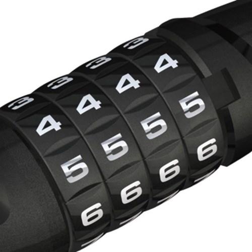Cadeado 6615C/85/15 Tresorflex Segredo Abus