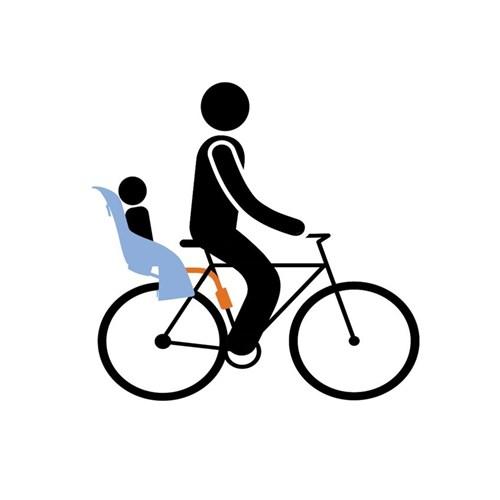 Cadeirinha Bebe Traseira RideAlong Lite Thule