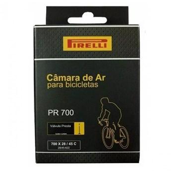 Camara de Ar 700x28-45c Valvula Presta 48mm Pirelli