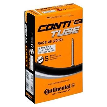 Câmara de ar Race 28 700 x 18-25c Presta Continental
