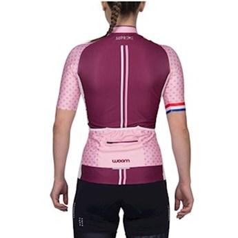 Camisa Ciclismo Marselle Manga Curta Feminina