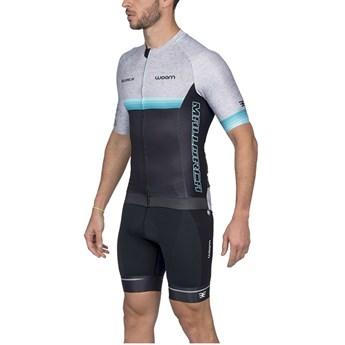 Camisa Ciclismo Masculina Supreme Mallorca Mescla
