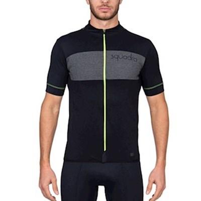 Camisa Ciclismo Squadra Manga Curta Masculina Woom
