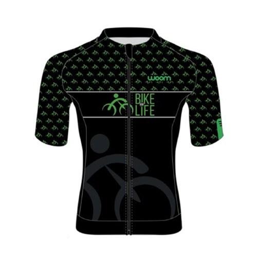 Camisa Ciclismo Supreme Bike for Life Woom