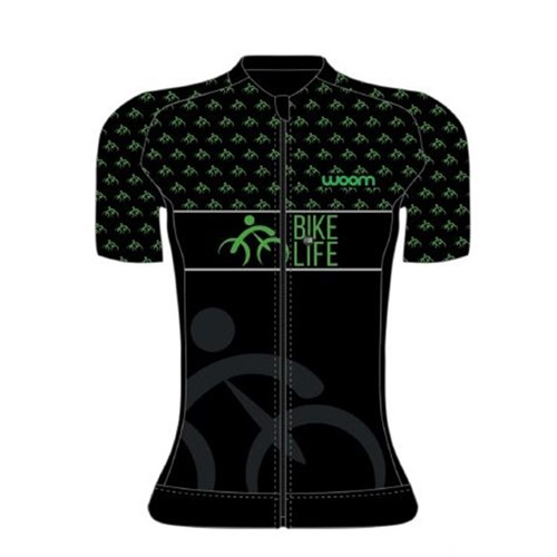 Camisa Ciclismo Woom Supreme Bike for Life Woom
