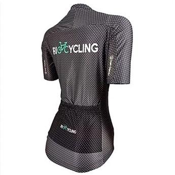 Camisa de Ciclismo Feminina Rio Cycling Barbedo
