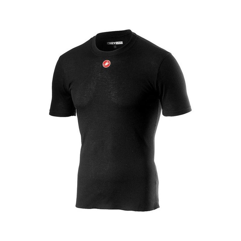 Camisa Segunda Pele Prosecco R SS Castelli