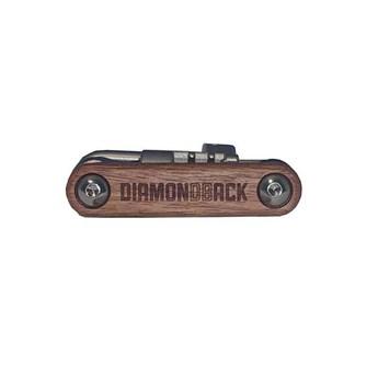 Canivete Ferramenta Diamondback 11x1 Bt-122 Bamboo DiamondBack