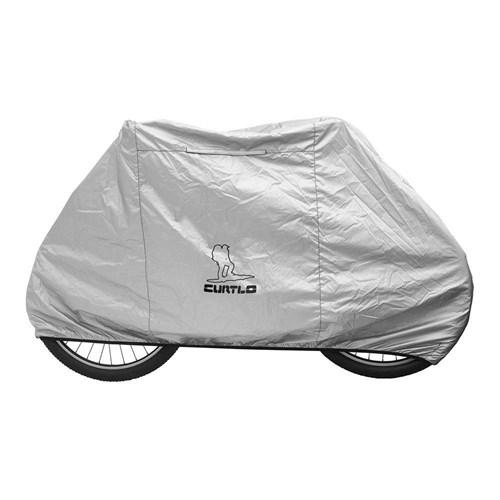 Capa de chuva Bike Cover Prata Curtlo