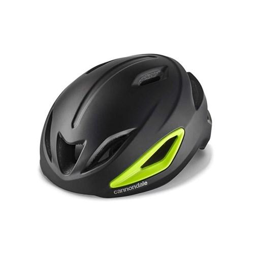 Capacete Ciclismo MTB Intake MIPS Preto e Verde Cannondale
