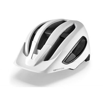 Capacete Ciclismo MTB Urbano Hunter Branco Cannondale