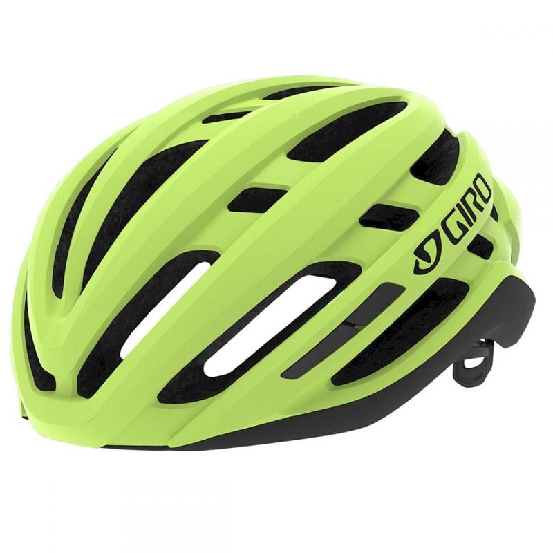 Capacete de Ciclismo Agilis Amarelo Giro