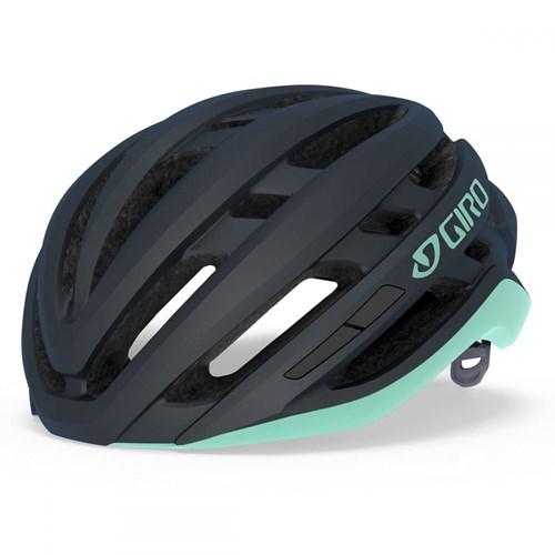 Capacete de Ciclismo Agilis Azul e Verde Giro