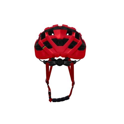 Capacete de Ciclismo Impulse Vermelho ASW