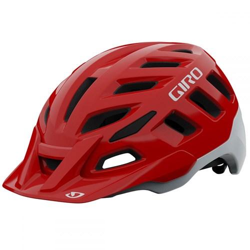 Capacete de Ciclismo Radix MIPS Vermelho Giro