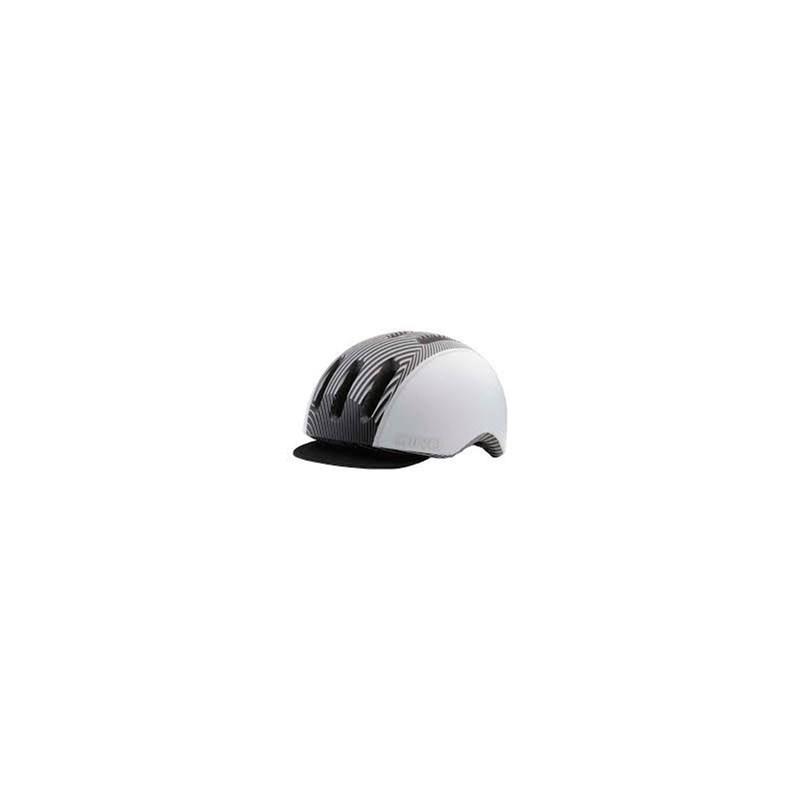 Capacete de ciclismo Reverb Preto e Branco Giro