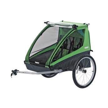 Carrinho de Crianças Cadence Bike Trailer para Bicicletas - 2 Crianças (45kg) Thule